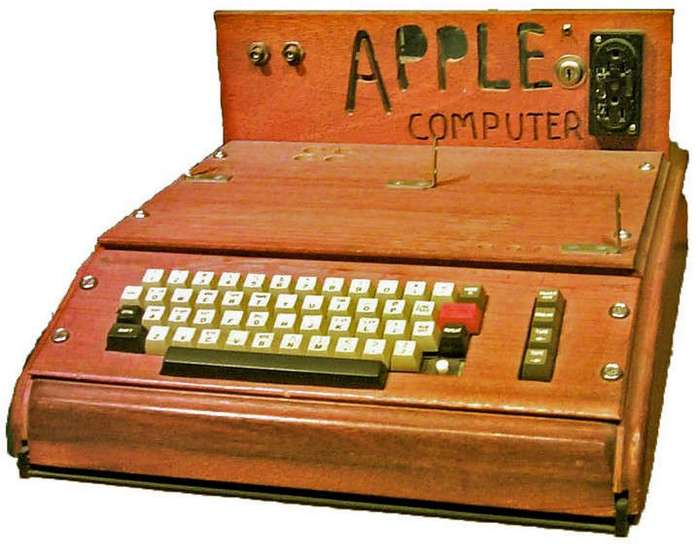 Интересные факты о компании Apple…