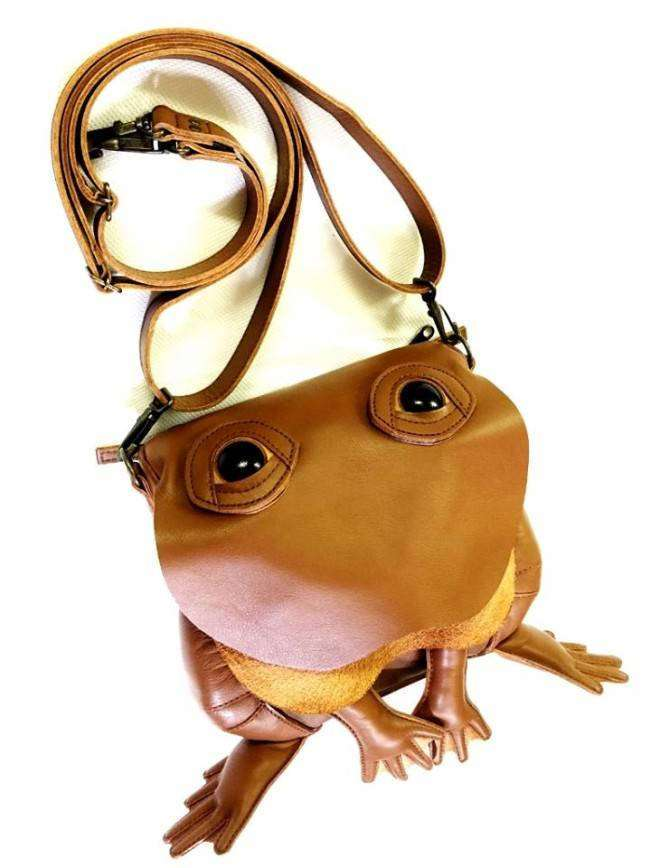 Сумасшедшие сумки от японских дизайнеров