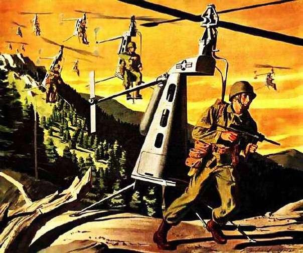 СССР под американской оккупацией