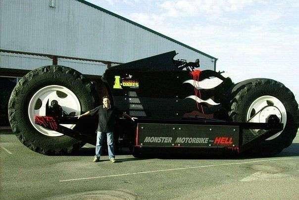 Просто огромная подборка байков и машин (342 фото)