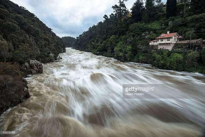 Сильнейшее за последние сорок лет наводнение в Тасмании
