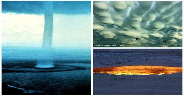 15 невероятных явлений природы, которые поразят вас