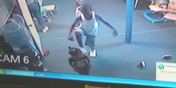 10 самых возмутительных инцидентов, снятых на камеру