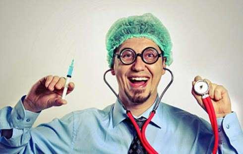 Интересное о медицине.