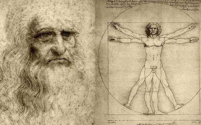 Секреты Леонардо да Винчи