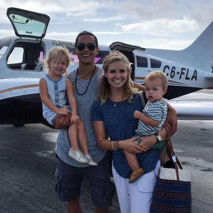 25-летний tech-миллионер продал всё и отправился с семьёй в путешествие
