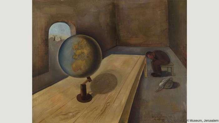 Искусство и Холокост: 9 пронзительных картин, написанных узниками концлагерей