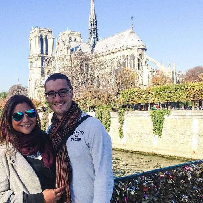 Эта молодая пара путешествует по миру на 40 долларов в день