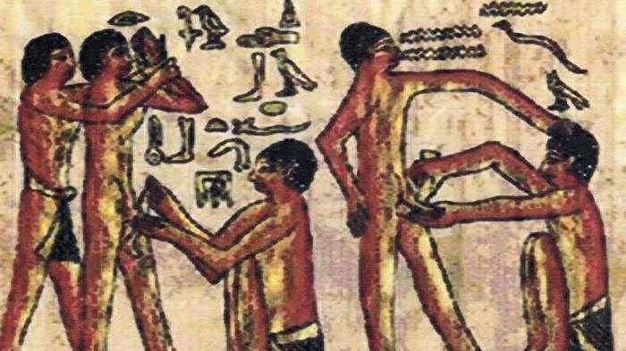 10 не очень приятных странностей древних египтян