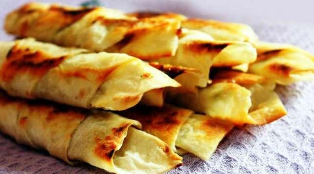 Сигара бёрек из лаваша: вкуснейшие мини-пирожки готовятся в мгновение ока!