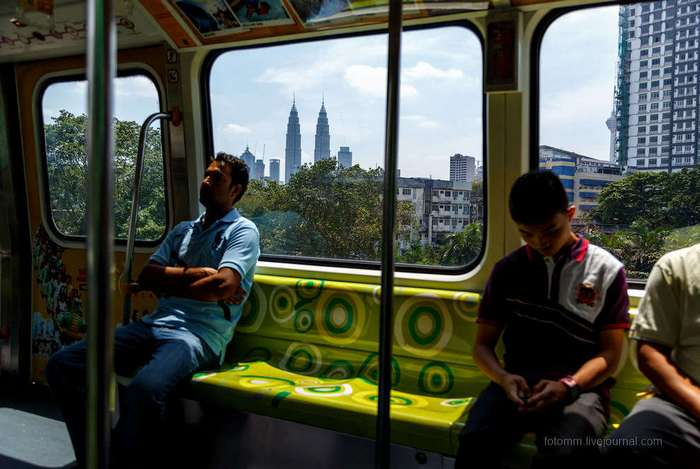 Куала-Лумпур и его Чудо Света