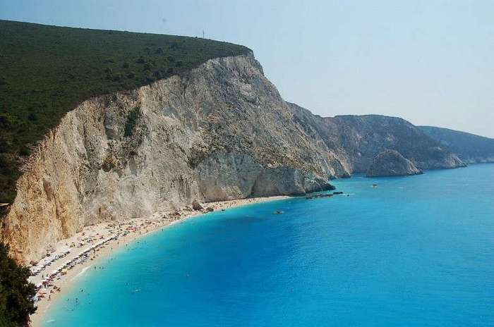 Лефкада - греческий остров с лучшими пляжами