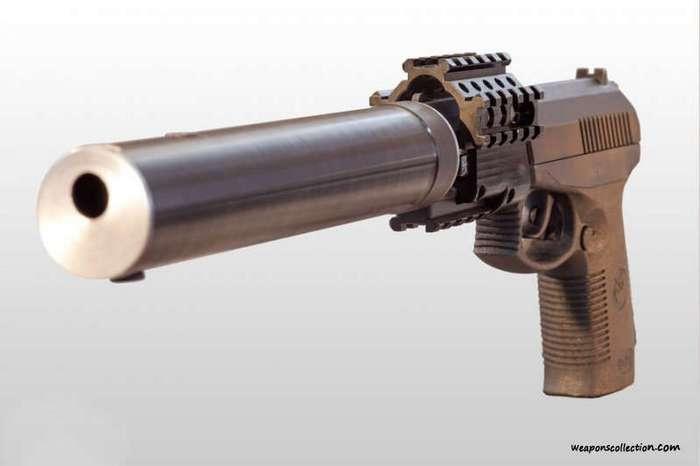 Российская армия получит сверхмощный пистолет