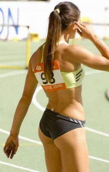Сексуальная легкая атлетика