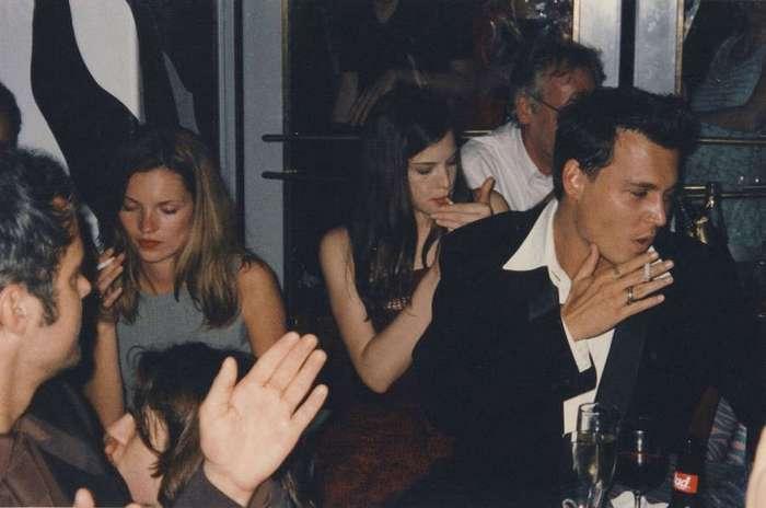 Полароидные фотографии знаменитостей из личного фотоальбома Майкла Уайта