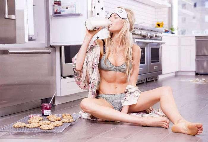 Бритт Марен: домохозяйка