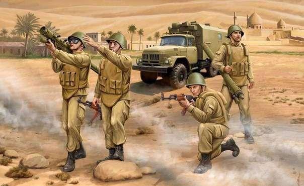 Кулибины Афганской войны