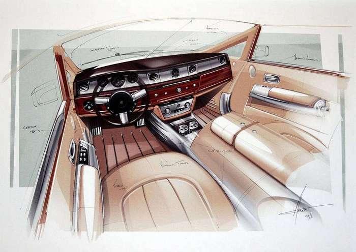 Как собирают автомобили Rolls-Royce