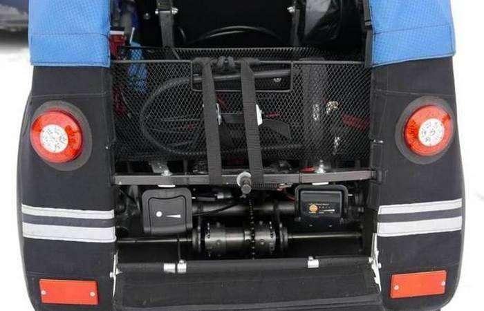 Веломобиль PodRide: стирая грань между велосипедом и автомобилем