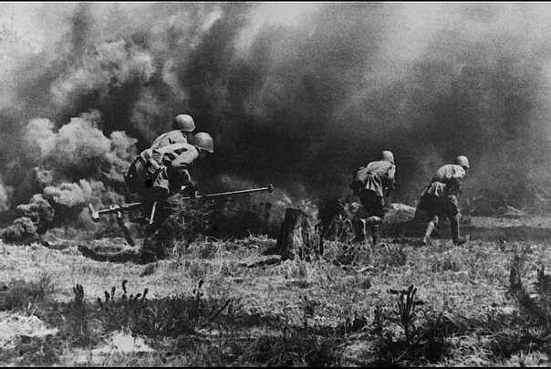 Малоизвестные подвиги советских солдат в Великой Отечественной войне