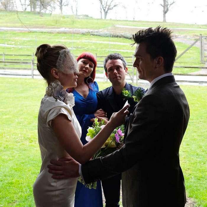 Звезда сериала «Родина» тайно женился на паралимпийской спортсменке