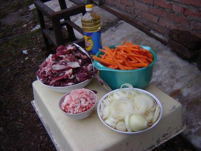 Как приготовить настоящий узбекский (ферганский) плов