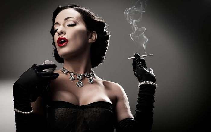Как табачные короли заставили дам взять в рот сигарету