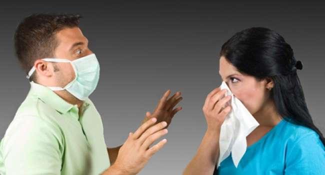Целоваться при простуде не опасно – ученые