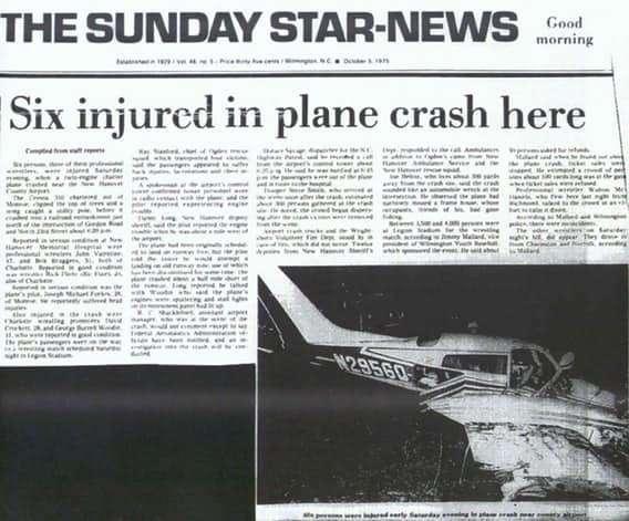 15 авиакатастроф, унесших жизни целых спортивных команд