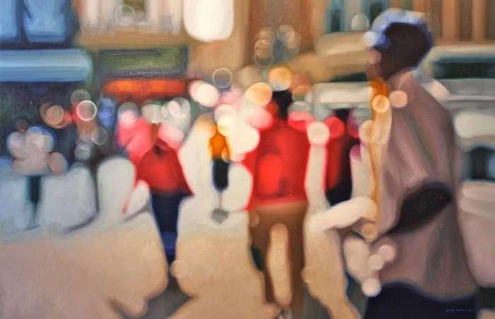 22 яркие и колоритные картины, созданные талантливыми современными художниками