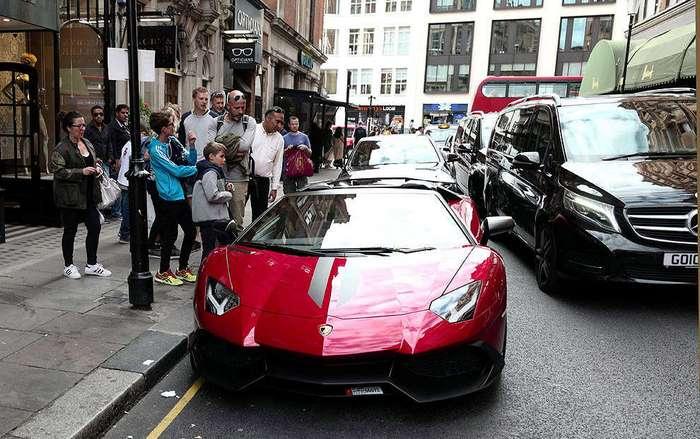 Арабы в Лондоне