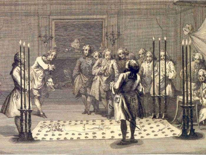 Иллюминаты: 6 фактов из истории самого таинственного общества
