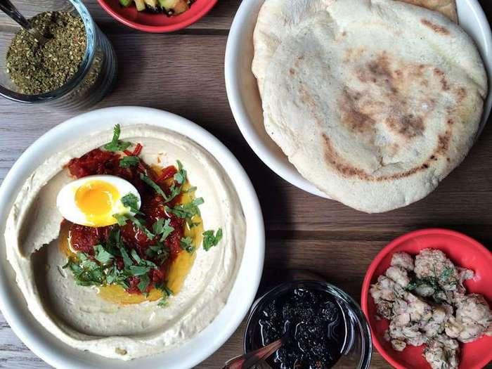 Шесть вещей, которые надо есть в Израиле, а то мама Сара расстроится