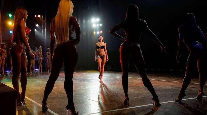 Открытый чемпионат Новосибирской области по бодибилдингу