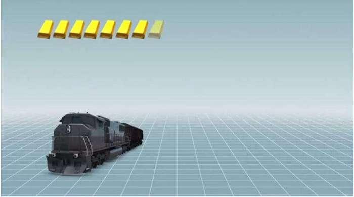 Легенда о «золотом» поезде возвращается