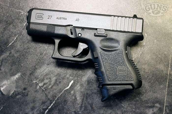 Glock 27 (субкомпактная модель).