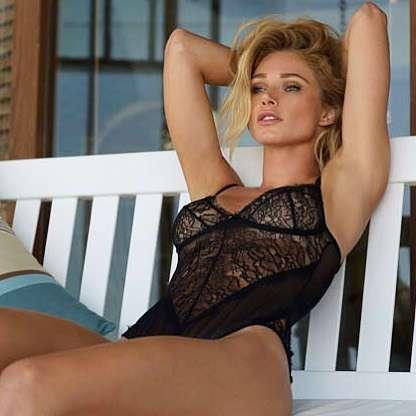 Алисса Джулия Смит - красотка фитнес-модель