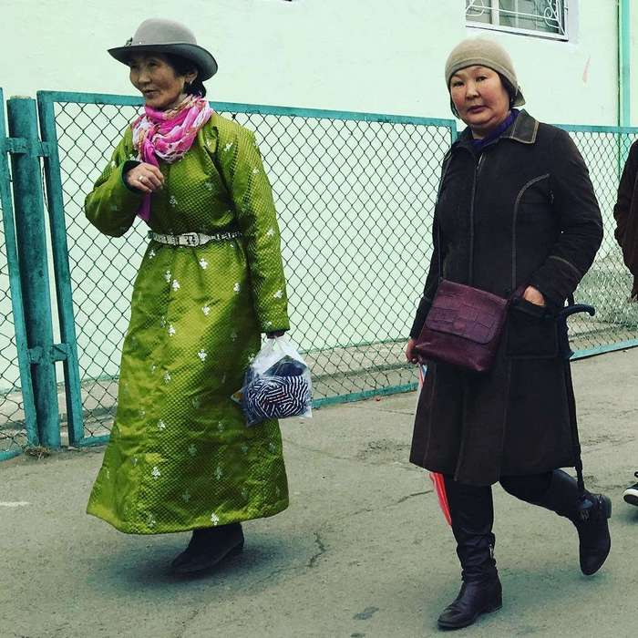 Как выглядит столица Монголии на снимках из Instagram