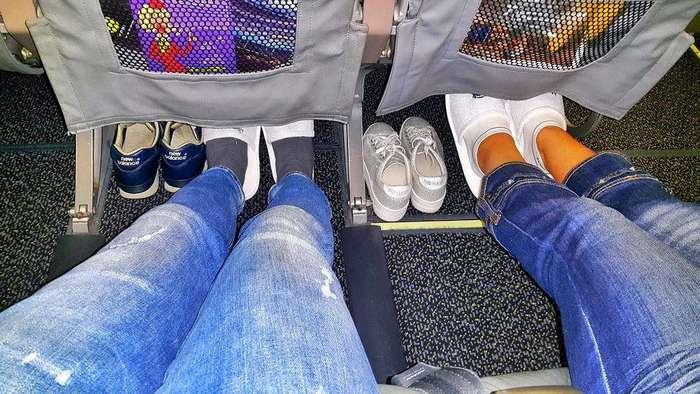 Весомые причины, по которым короткие ноги - это хорошо