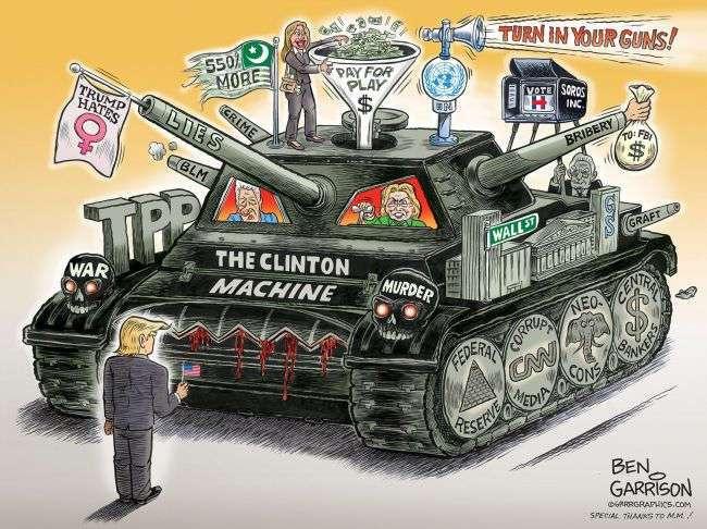 Россыпь демотиваторов на победу Трампа