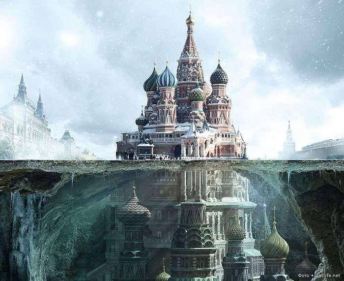 Что на самом деле находится под Московским Кремлём?
