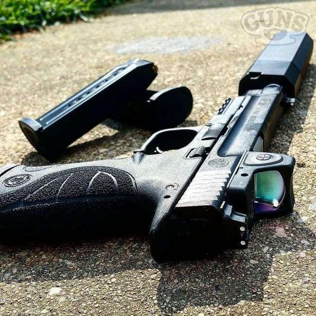 Шикарное оружие