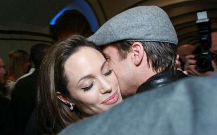 Анджелина Джоли и Брэд Питт о любви, браке и друг друге