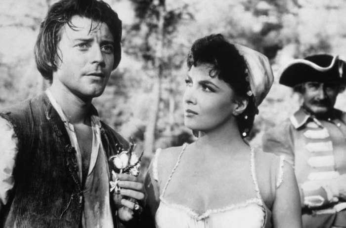 Джина Лоллобриджида – самая желанная актриса 1950-х годов