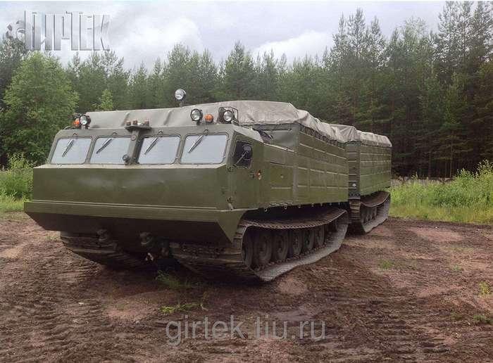 ДТ-30П