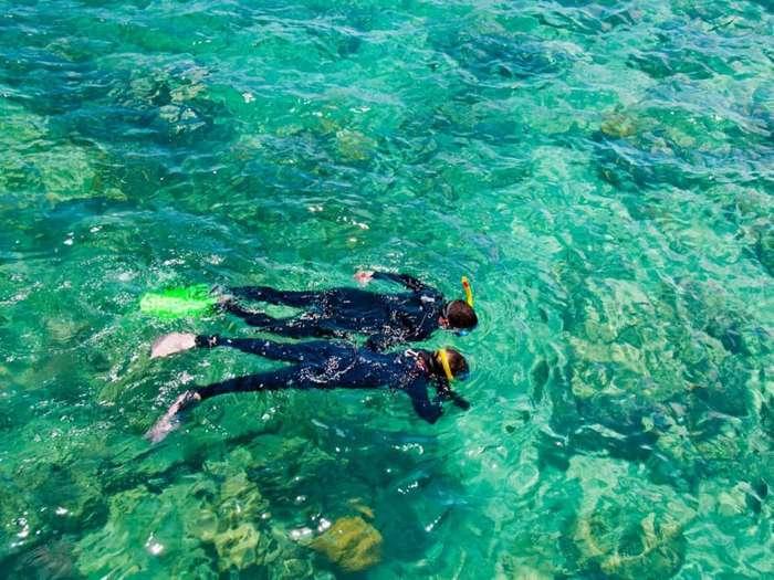 Потрясающие фотографии Большого Барьерного рифа