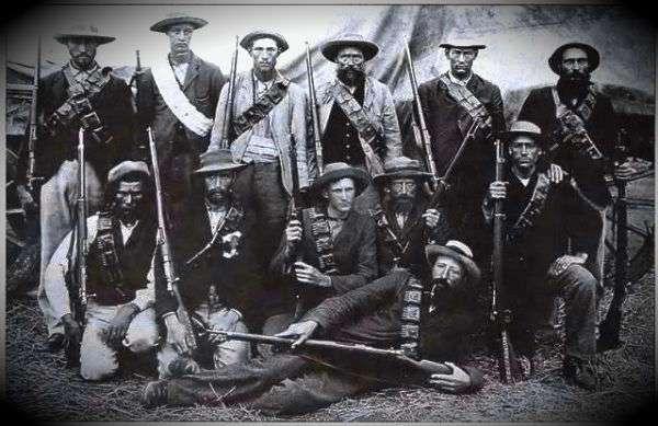Русские герои Англо-Бурской войны