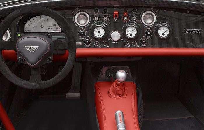 Donkervoorst D8 GTO-RS – возвращение легенды
