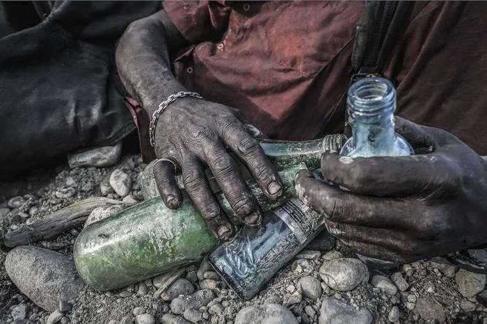 Жизнь на гаитянской помойке