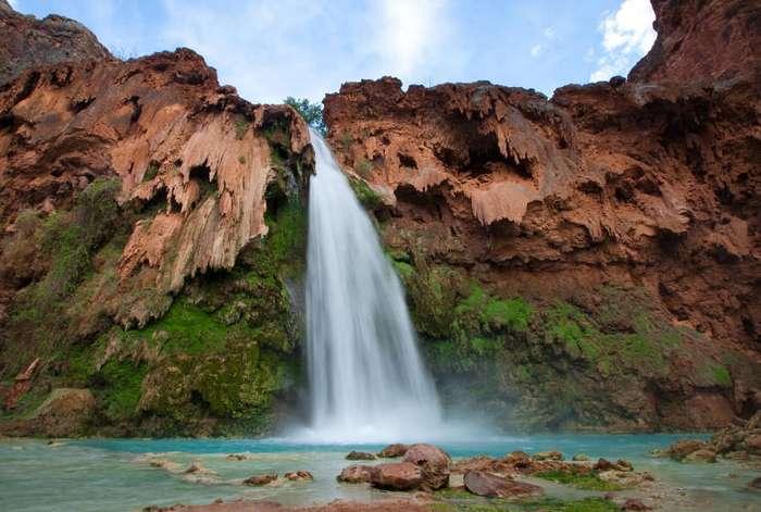 Природные бассейны, от которых захватывает дух